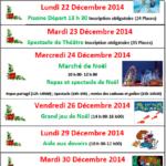 Noël 2014 6-11 ans