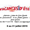 L'équipe de l'Amicale Laïque de Côte-Chaude se plie en quatre pour proposer un large choix d'activités aux enfants de 3 à 18 ans. Du 6 au 31 juillet, chaque semaine […]