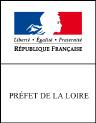 LOGO prefeture Loire