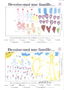 dessine moi une famille, dessins 11