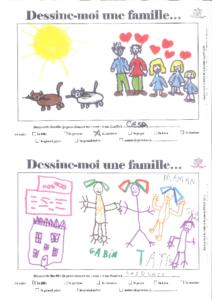 dessine moi une famille, dessins 12