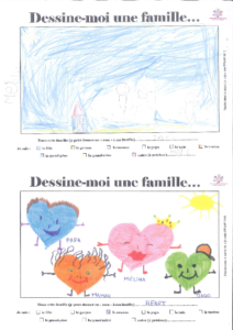 dessine moi une famille, dessins 13