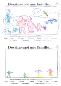 dessine moi une famille, dessins 14