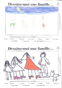 dessine moi une famille, dessins 15