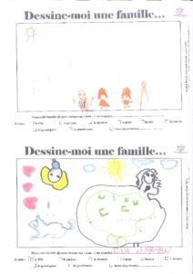 dessine moi une famille, dessins 17
