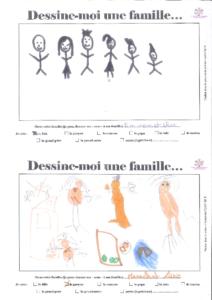 dessine moi une famille, dessins 18