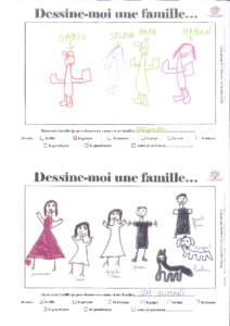 dessine moi une famille, dessins 2