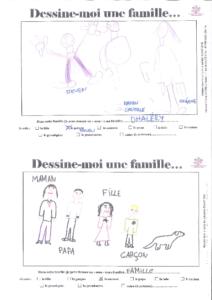 dessine moi une famille, dessins 3