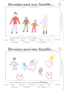 dessine moi une famille, dessins 4