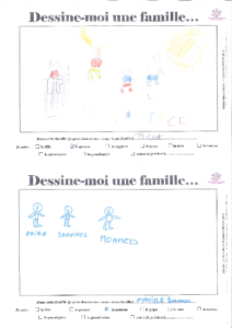 dessine moi une famille, dessins 5