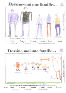 dessine moi une famille, dessins 6