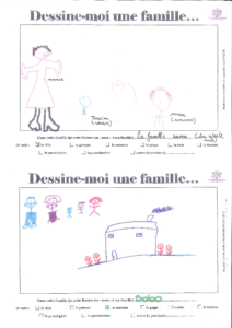 dessine moi une famille, dessins 7