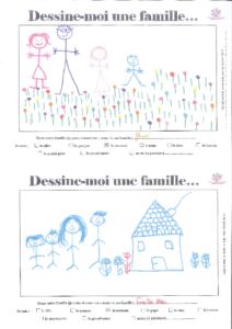 dessine moi une famille, dessins 8