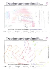 dessine moi une famille, dessins 9