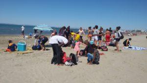 Sortie plage 16 07 2016 n° 2