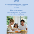 Cette semaine de la parentalité, organisée par le REAAP de la LOIRE (Réseau d'Écoute, d'Appui et d'Accompagnement des Parents), s'est déroulée du 14 au 19 novembre 2016. En cliquant sur […]