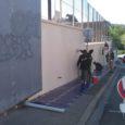 Des jeunes de l'AGASEF et de l'Amicale ont passé une partie de leurs vacances de printemps à préparer le mur qui va recevoir les panneaux d'expression de la ville de […]