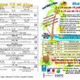 Voici le programme des vacances d'été ! Merci de vous inscrire le plus rapidement possible auprès de Cécile, Antoinette ou Nabil !