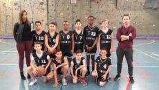 Les U13 masculins avaient leur plus court déplacement de la saison ce samedi à Montaud (à peine 1 km sépare les deux gymnases Stéphanois : Lamartine et Puits de la […]