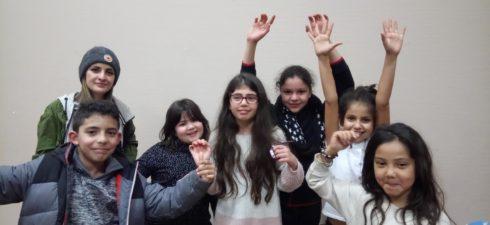 C'est en arborant un grand sourire que les enfants de 8-11 ans sont rentrés de leur séjour à la presqu'île des échandes (Unieux-42) qui s'est déroulé du 13 au 16 […]