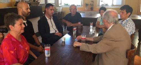 Ce mercredi 12 septembre, le Président du Conseil Départemental, Monsieur Georges Ziegler, était en visite de terrain dans notre canton. Sur proposition du binôme d'élus locaux Arlette Bernard / Pierrick […]