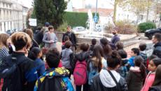 La ville de Saint-Etienne mène actuellement une réflexion sur la rénovation de la fontaine de la place de la République. Les enfants/ados de l'Amicale Laïque de Côte-Chaude ont été associés […]