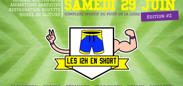 Après le succès des 12H EN SHORT en juin dernier, l'Amicale Laïque de Côte-Chaude est heureuse de vous annoncer la 2ème édition ! SAMEDI 29 JUIN 2019, venez participerà ce […]