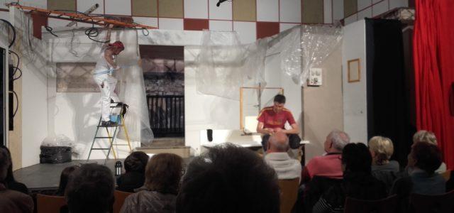 L'Amicale Laïque de Côte-Chaude proposait une véritable pièce de théâtre ce samedi soir dans la salle des fêtes. Une comédie en trois actes (La vie de Chantier) écrite par Dany […]