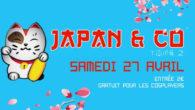 Samedi 27 avril, l'Amicale Laïque de Côte-Chaude vous emmène au Japon, ou plus simplement dans l'univers de la culture japonaise et tout ce qui gravite autour : la cuisine, le […]