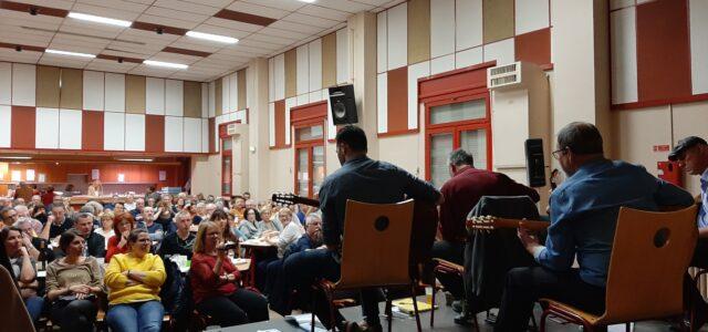 Quelle soirée ! Les quelques 120 convives qui ont assisté ce vendredi 7 février à la soirée organisée par les bénévoles de l'Amicale Laïque de Côte-Chaude ont été ravis. Les […]