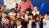 Marie-Claire, Anassi et Bernard peuvent se féliciter de la motivation qu'ils ont su insuffler aux baby-basketteurs du club. Ils étaient douze, répartis en trois équipes, à s'être rendus au plateau […]