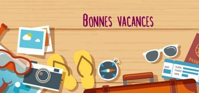 L'équipe bénévoles/salariés vous souhaite d'agréables vacances, et vous donne rendez-vous à la fin du mois, pour une nouvelle saison, pleine de nouveautés !
