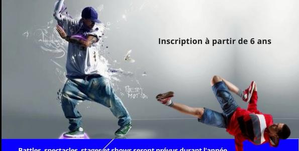 Hip-Hop : Les inscriptions sont ouvertes…Tarif en baisse ! Publiée par Amicale Laïque de Côte-Chaude sur Mercredi 2 septembre 2020