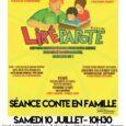 """""""LIREPAPOTE"""" est enfin de retour ce samedi 10 juillet à 10h30, dans le local Famille-parentalité, de l'Amicale Laïque de Côte-Chaude. Vous êtes parents d'enfants entre 0 et 5 ans ? […]"""